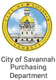City of Savannah Purchasing Department