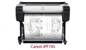 Lease a Canon Plotter for as low as $115 a month