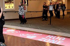 Featured Graphic – Floor Graphic for Savannah/Hilton Head International Airport
